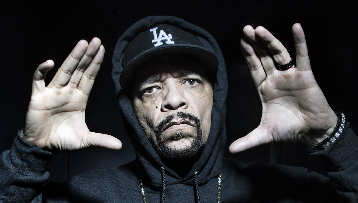 Ice T Fuck It