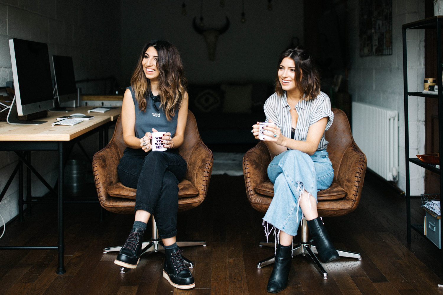 Costa Sisters Interview
