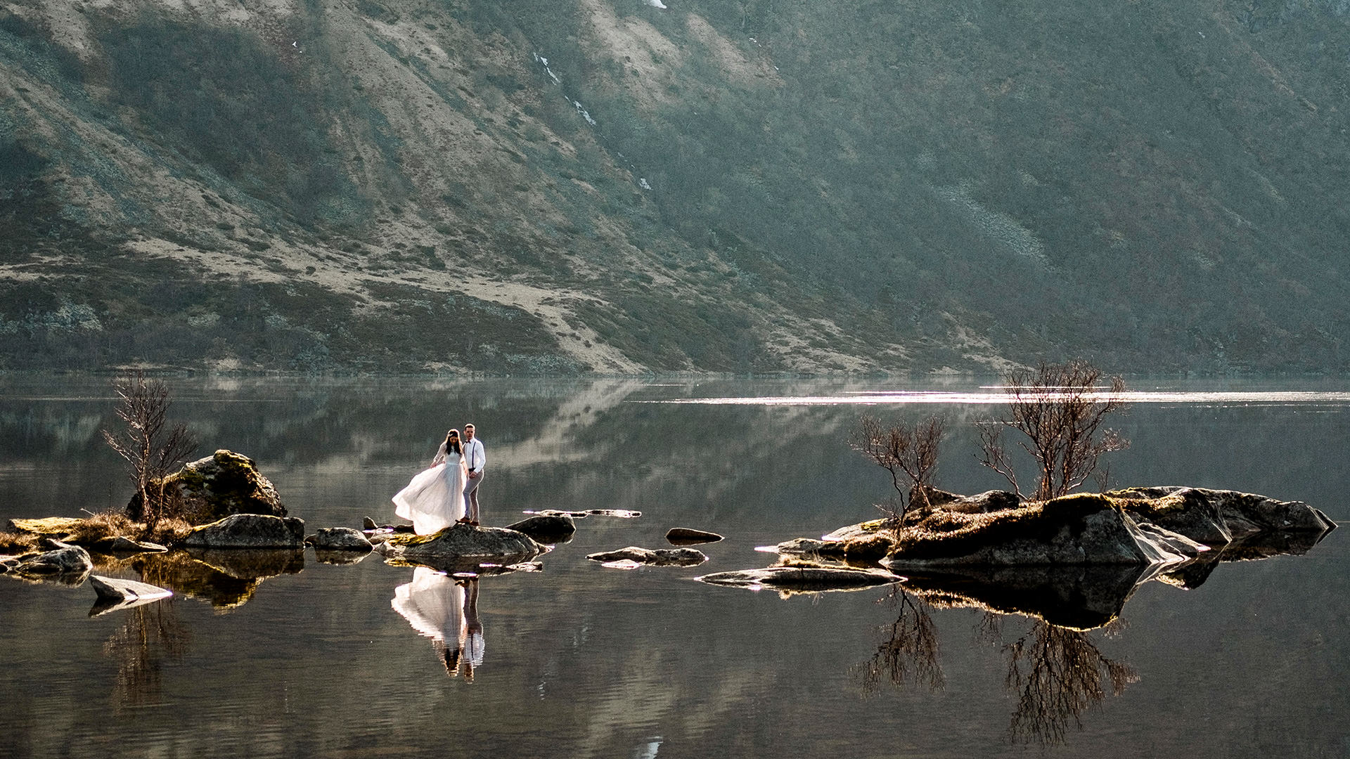 Scottish Elopement Film