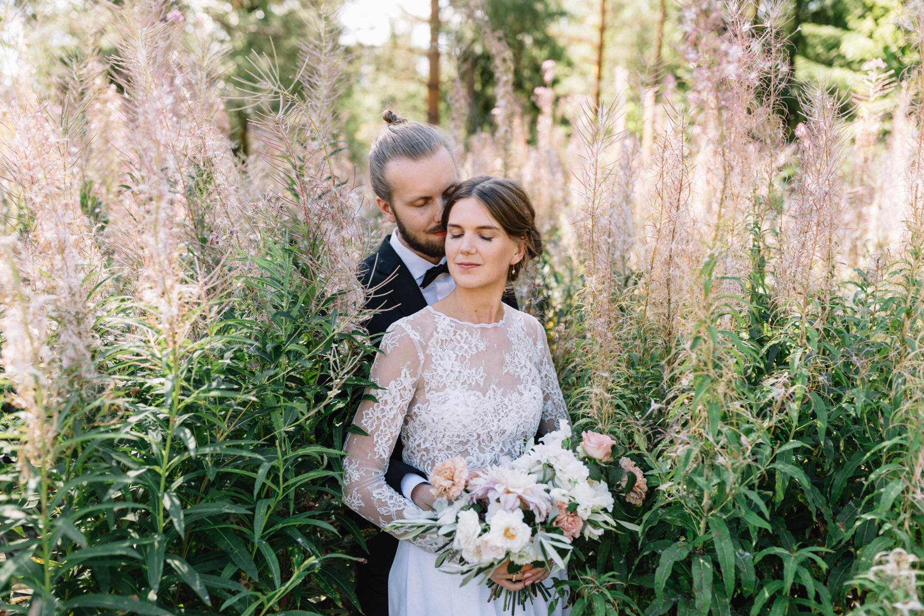 Finnish Countryside Wedding